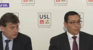 Ponta si Antonescu: Ne autodenuntam, am instigat la vot. DNA sa ne ia la audieri!