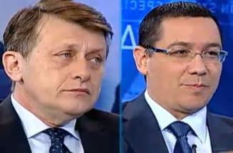 Ponta si Antonescu: Traian Basescu nu poate destrama USL