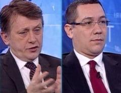 Ponta si Antonescu, despre Bruxelles: Unul de bine, altul de rau