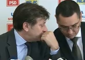 "Ponta si Antonescu au ""convenit"" sa anuleze HG privind UMF Tg.Mures"