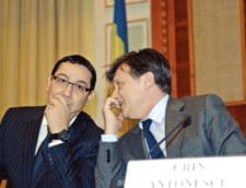 Ponta si Antonescu isi petrec ziua de 1 Mai in Maramures