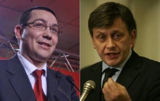 Ponta si Antonescu se mananca intre ei (Opinii)