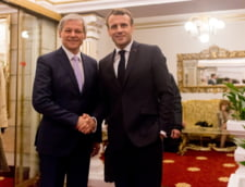 Ponta si Basescu il ataca pe Ciolos pentru alianta cu Macron: Lupta pentru tara lui, Franta