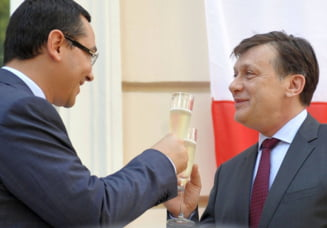 Ponta si Crin, pupat Piata Independentei. Ce urmeaza? (Opinii)