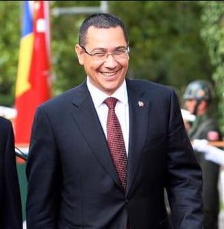Ponta si Ghita, pe lista deputatilor sanctionati pentru absente in ianuarie si februarie