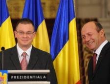 Ponta si MRU se cearta pe Facebook: Basescu, baronii si doctoratul plagiat
