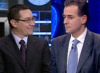 Ponta si Orban comenteaza prestatia prezidentiabililor