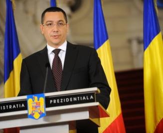 Ponta si PSD - alternativa cea buna pentru Romania, crede seful socialistilor europeni