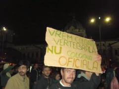 Ponta si Piedone au demisionat, protestele au continuat - Aproape 100.000 de romani, in strada (Galerie foto & Video)