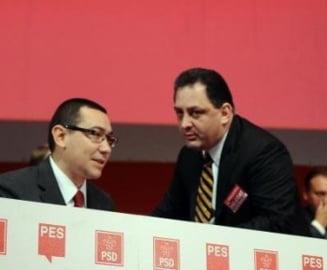 Ponta si Vanghelie se bat in sondaje pentru candidaturile la Bucuresti