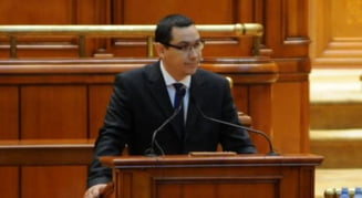 Ponta si-a anuntat consilierii si secretarii - vezi lista si ce au facut ei inainte