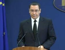 Ponta si-a dat demisia. Klaus Iohannis, asteptat sa numeasca un premier interimar