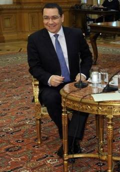 Ponta si-a inceput turneul in tarile arabe - prima oprire, Arabia Saudita