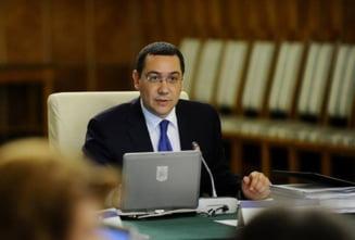 """Ponta si-a intrerupt vacanta pentru """"o cifra de ultima ora"""" - ce a trebuit sa anunte neaparat premierul"""