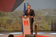 """Ponta si-a luat ramas-bun de la PSD: Intepaturi pentru Dragnea, atac la Basescu si """"cea mai dureroasa infrangere"""""""