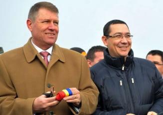 Ponta si-a trimis Corpul de control la primaria lui Iohannis (Video)