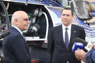 Ponta spune ca Arafat ar trebui sa fie numit premier, ca sa apere Romania de coronavirus