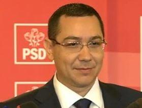 Ponta spune ca Georgescu ii va da voie sa faca a doua reintregire - vezi cand
