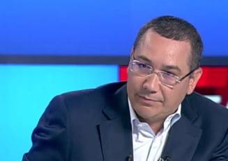 Ponta spune ca Guvernul minte: Nu s-au atins de pensii speciale, ci de cele militare. Dragnea a luat-o razna