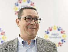 Ponta spune ca ProRomania vine cu 30 de voturi la vedere pentru motiunea impotriva Guvernului Dancila