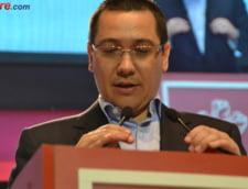 Ponta spune ca in turul doi nu va vota nici cu Iohannis, nici cu Dancila