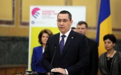 Ponta spune ca vrea sa ajute financiar televiziunile din Romania, dar pune conditii