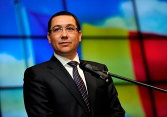 Ponta spune in ce conditii isi da demisia: Sper ca nu se schimba guvernele cu mijloace judiciare