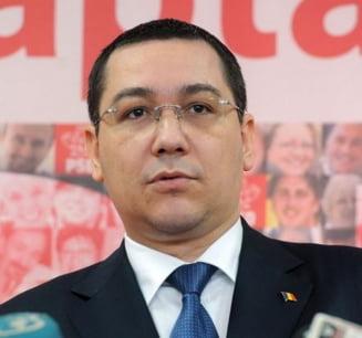 Ponta sta linistit: Baroul Bucuresti a amanat decizia privind excluderea lui in asteptarea unui verdict definitiv al instantei