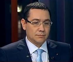 Ponta stie ca Romania nu va intra in Schengen saptamana viitoare din cauza MCV