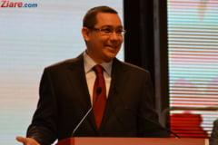 Ponta sustine dublarea alocatiilor pentru copii si nu prea (Video)