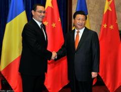 Ponta versus Blaga, in relatia cu Partidul Comunist Chinez