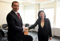 Ponta vrea MCV pentru toate tarile UE: Nu cred ca se impune tratament separat pentru noi