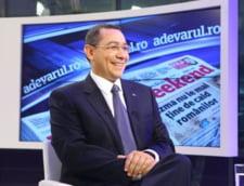 "Ponta vrea a treia sesiune de Bac: Nu le spunem ""Voi trebuie sa muriti"". Ce spune de religie"