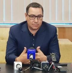 Ponta vrea grup parlamentar: Avem 10 deputati. Am refuzat colegi din PSD, nu vreau baroni