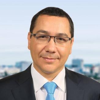 Ponta vrea la guvernare pana in 2016: Nu mi-e teama de tradari (Video)