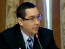 Ponta vrea locuri de munca stabile, salariu minim de 800 de lei si contributii mici