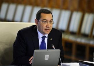 Ponta vrea pact politic si pentru autostrazi: Daca nu, nu are rost sa ne apucam de treaba (Video)