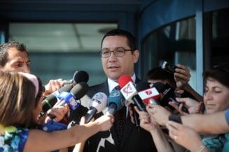 Ponta vrea sa ii dea mai multi bani lui Constantin - Ce s-a discutat despre rectificarea bugetara