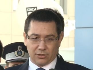 Ponta vrea sa inlature rolul ministrului Justitiei si presedintelui din numirea procurorilor sefi