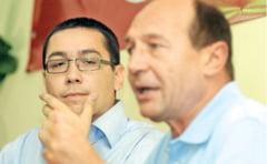 Ponta vrea sa-l reclame pe Basescu la UE