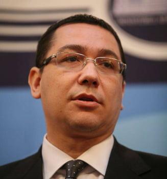 Ponta vrea sa vorbeasca cu protestatarii din Piata Universitatii: O sa-i caut. Sa vorbim, sa vedem