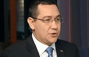 Ponta vrea schimbarea regulilor privind interceptarea demnitarilor care sunt membri CSAT