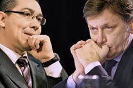 Ponta vs Antonescu - lovitura decisiva (Opinii)