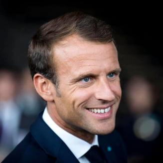 Popularitatea lui Macron este la cote record - cel mai mic nivel de pana acum