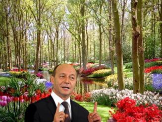 Populisme inutile - cu ce ne ajuta ca Basescu si-a donat salariul?