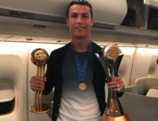 Porecla haioasa pe care o avea Cristiano Ronaldo in copilarie