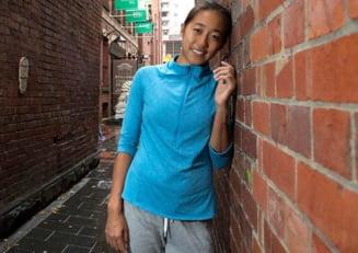 Porecla primita de Shuai Zhang la Australian Open: Va rog sa nu-mi mai spuneti asa