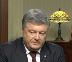 Porosenko: Putin vrea acum toata Ucraina. Lumea e complet schimbata