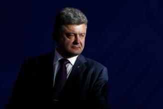 Porosenko da asigurari: Crimeea va fi a noastra din nou