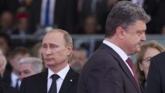 Porosenko se intalneste cu Putin: Summit-ul care decide soarta lumii si a Europei